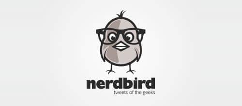 33个怪异少见的眼镜Logo设计解决方案