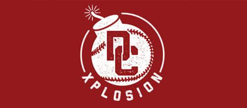 30例炸弹风格的Logo设计标志