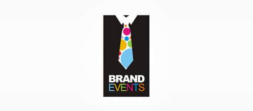 30个非常有用的领带式设计风格的Logo设计欣赏
