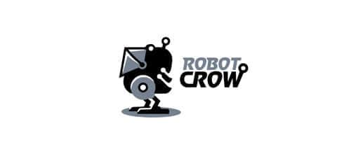 30个机器人的Logo设计