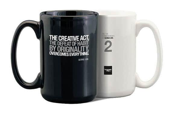 23个马克杯设计欣赏
