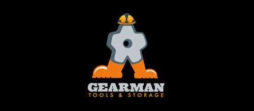 30个齿轮设计的Logo标志欣赏