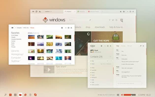 40例最新国外用户UI界面设计欣赏