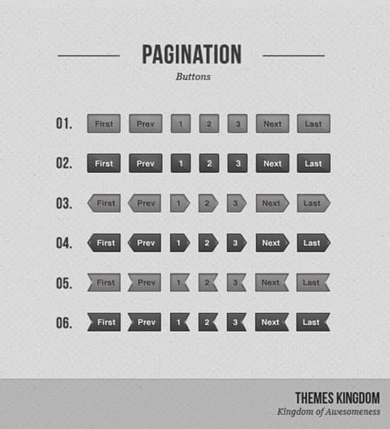 pagination-free-psd-files-1