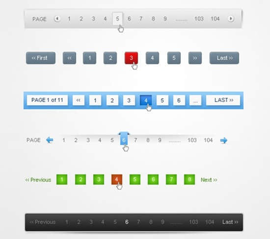 pagination-free-psd-files-6
