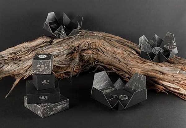 30个美丽的产品包装设计