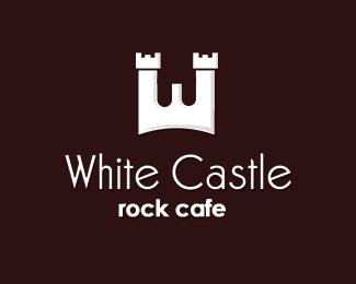 35个城堡原形的logo设计