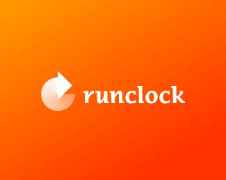 35种时钟Logo标志设计
