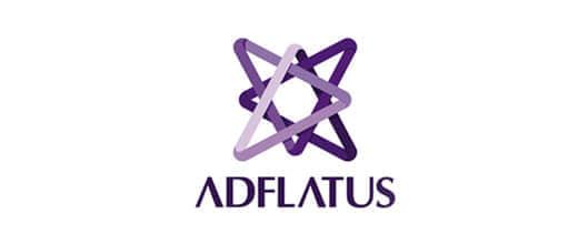 32张紫色系列设计风格的Logo标志