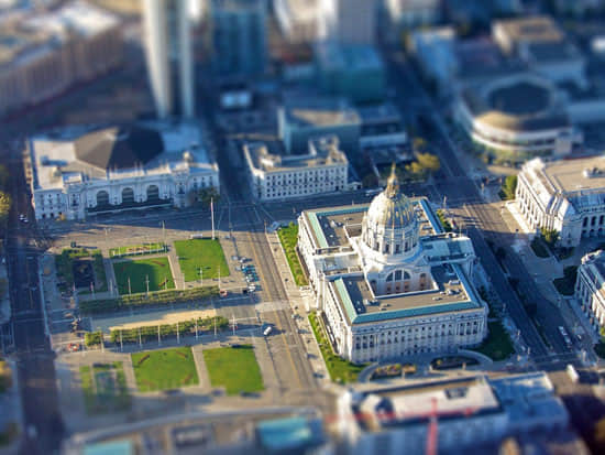32张有趣的城市移轴摄影照片欣赏
