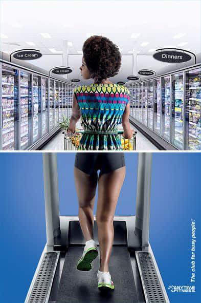 55张最新创意平面设计广告实例欣赏