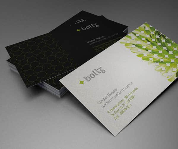 32张创意名片设计展览