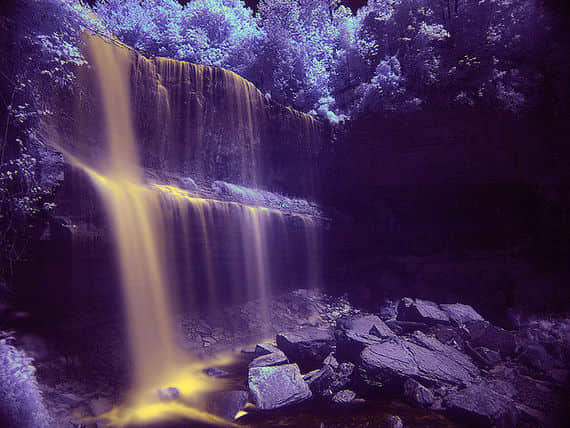 50张绝美的红外线摄影风景照片