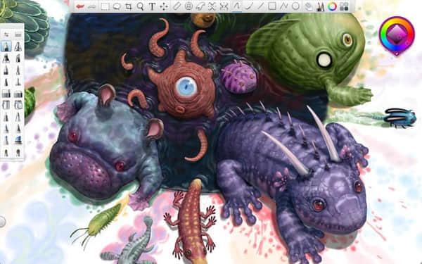 最棒的数字绘画设计软件-AutodeskV6.0.1特别版下载