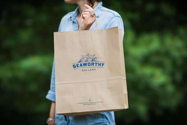 32张公司品牌文化环保袋设计