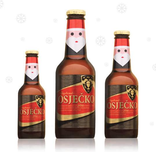 8-christmas packaging design bottle