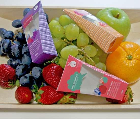 35个水果食品外包装设计展示