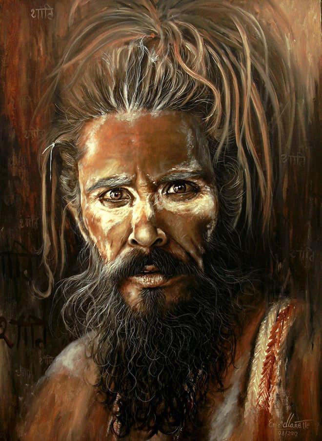 14-realistic-painting-sadhu
