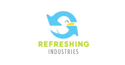 14-refreshing-ducks-logo-design