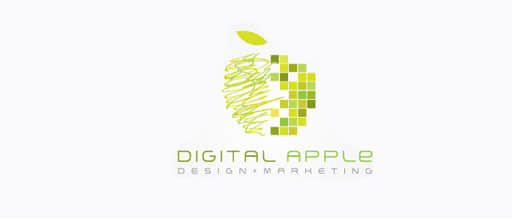 2-digital-green-apple-logo