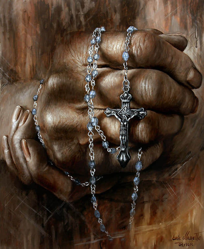 5-realistic-painting-pray