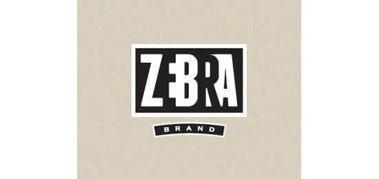 Zebra-Brand