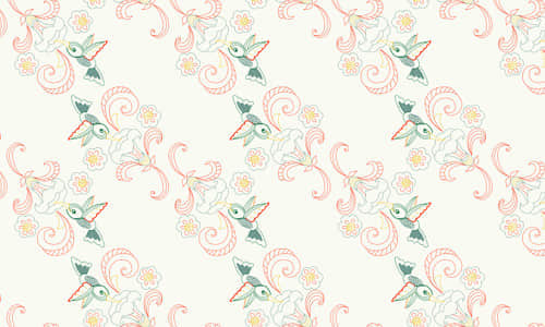 12-hummingbrid-free-animal-reapet-seamless-pattern