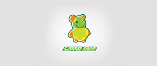 15-colorful-teddy-bear-logo