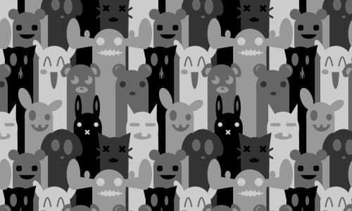 17-black-white-free-animal-reapet-seamless-pattern