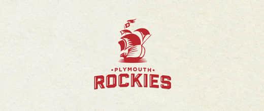 30个船型logo设计欣赏