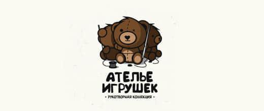 21-stitch-brown-teddy-bear-logo