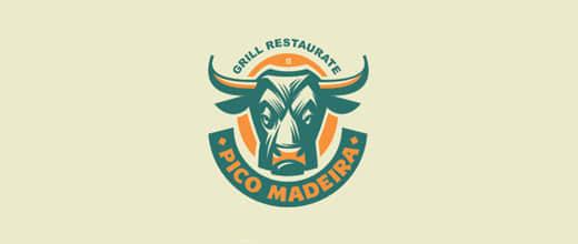 22-restaurant-bull-logo-designs