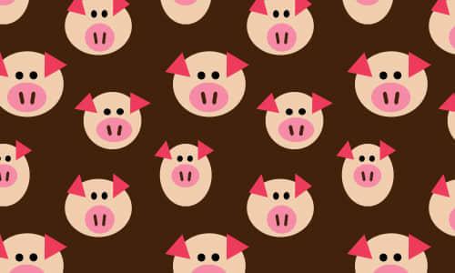3-pig-free-animal-reapet-seamless-pattern
