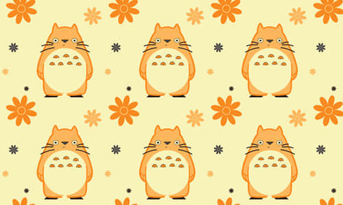 30-orange-free-animal-reapet-seamless-pattern