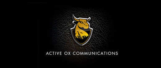 36-communication-bull-logo-designs