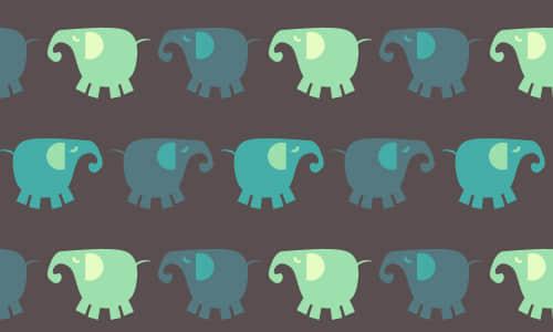 40-elephant-free-animal-reapet-seamless-pattern