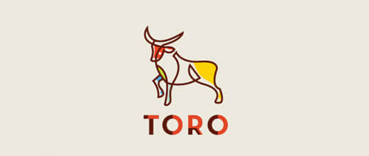 5-cool-bull-logo-designs