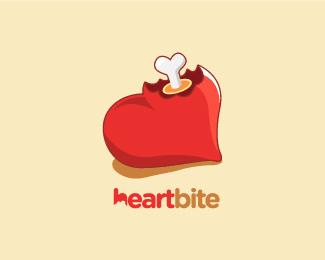 30个情人节爱心logo标志设计