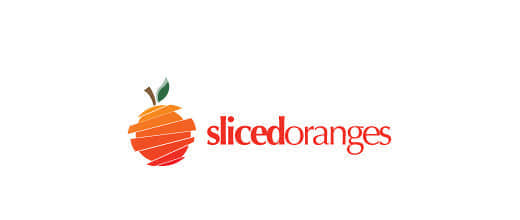 14-sliced-orange-logo-design