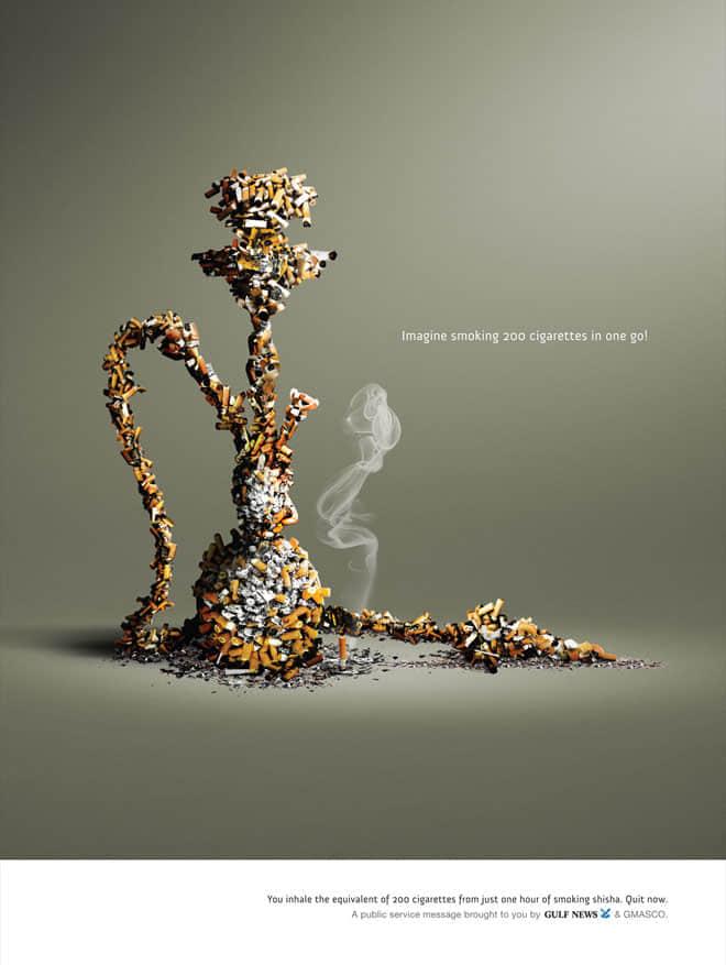 ps笔刷素材免费下载_30个最新禁止吸烟公益广告设计 : PS笔刷吧-笔刷免费下载