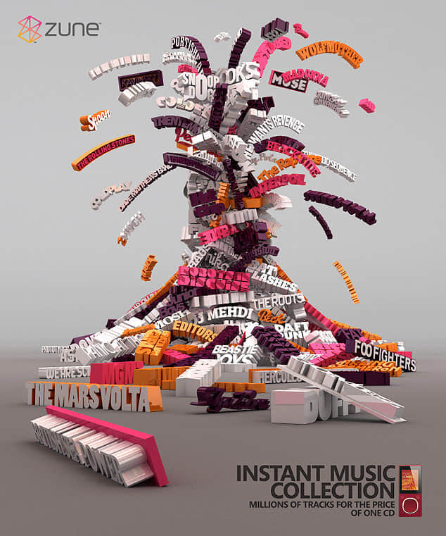 18-music-3d-typogrpahy