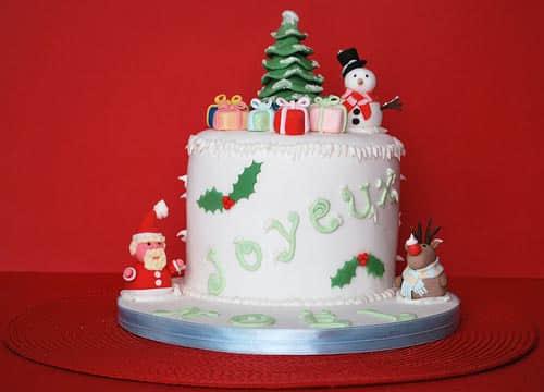 30_christmas_cake_decorating_ideas_designs