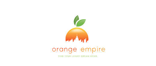 34-building-skyscraper-empire-orange-logo-design