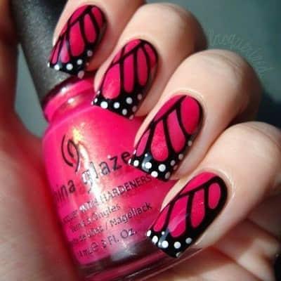butterfly_nail_art1