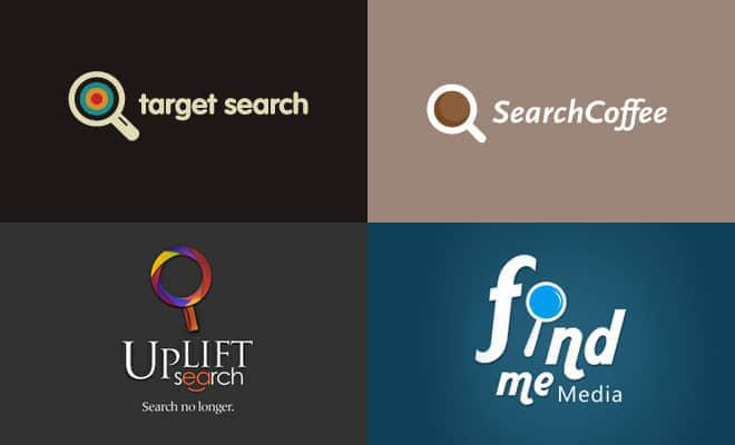 24个搜索主题放大镜logo标志设计 放大镜logo设计 国外Logo设计 Logo设计  logo%e8%ae%be%e8%ae%a1