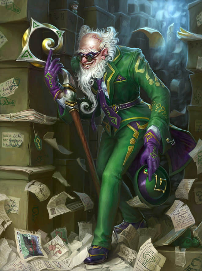 4-the-riddler-best-digital-art-work
