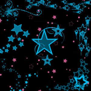 漂亮的梦幻矢量星星笔刷