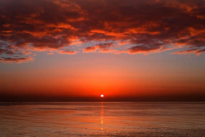 """32张美轮美奂的""""日出日落""""摄影照片"""