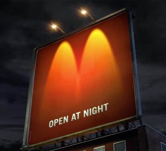 40个聪明的创意平面广告设计