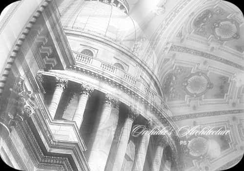 法国贵族经典式建筑笔刷